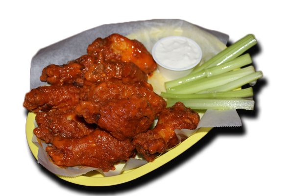 Our award winning wings.